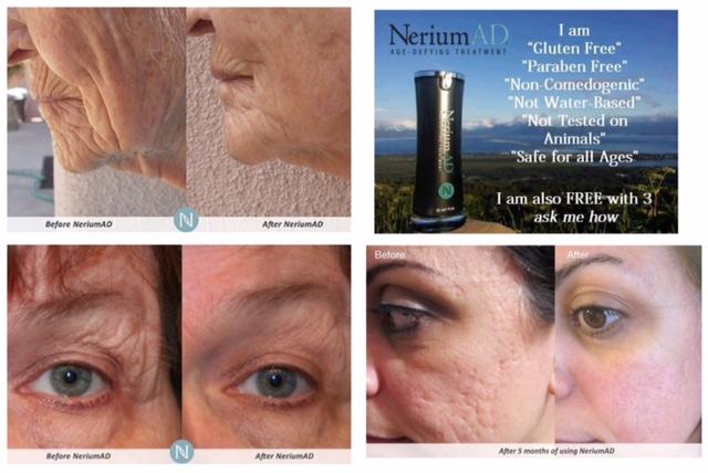 Nerium Age Defying Cream